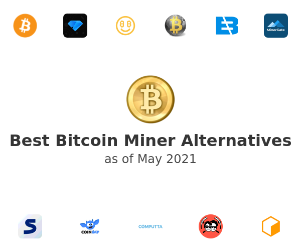 Best Bitcoin Miner Alternatives