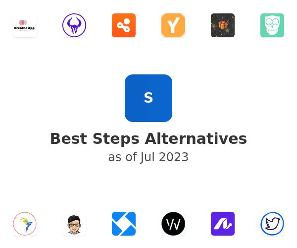 Best Steps Alternatives