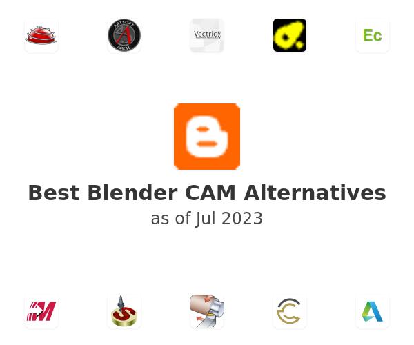 Best Blender CAM Alternatives