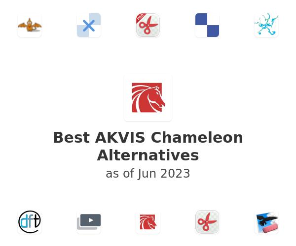 Best AKVIS Chameleon Alternatives