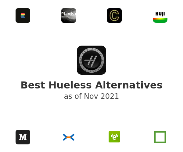 Best Hueless Alternatives