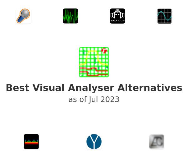 Best Visual Analyser Alternatives