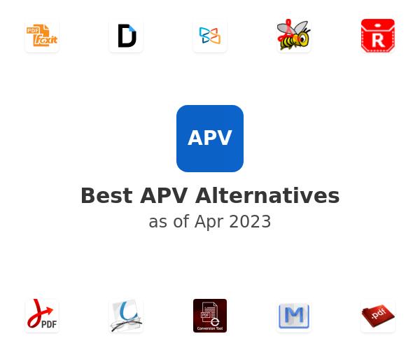 Best APV Alternatives