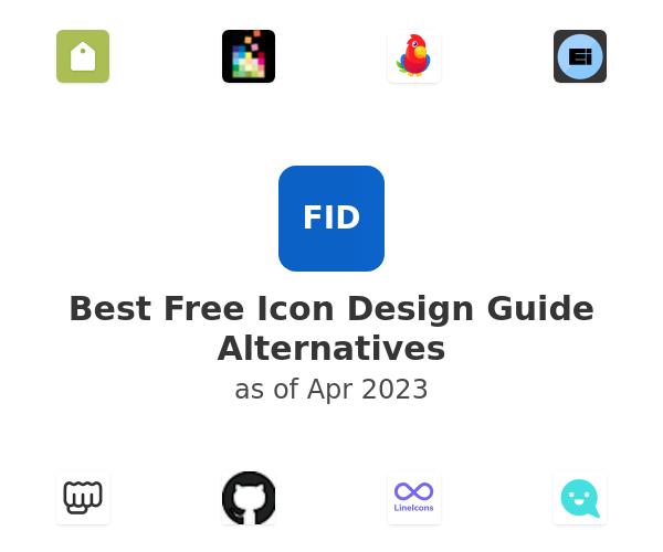Best Free Icon Design Guide Alternatives