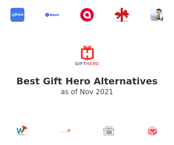 Best Gift Hero Alternatives
