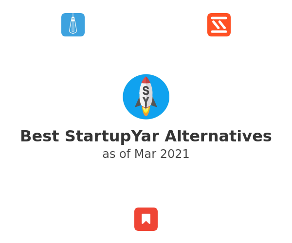 Best StartupYar Alternatives