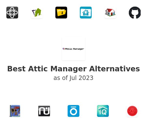 Best Attic Manager Alternatives