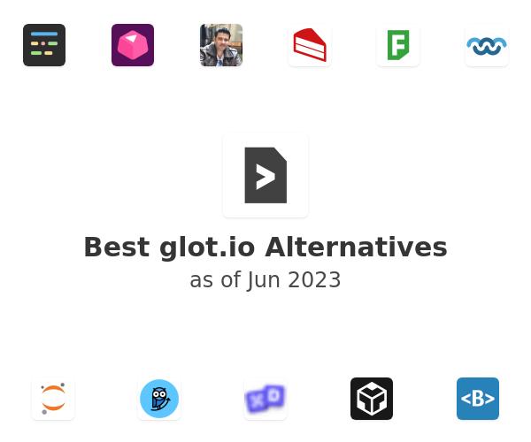 Best glot.io Alternatives