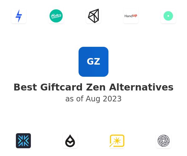 Best Giftcard Zen Alternatives