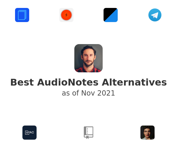 Best AudioNotes Alternatives
