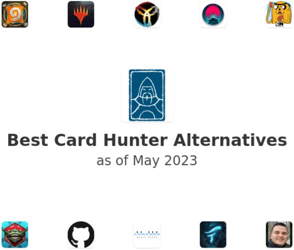 Best Card Hunter Alternatives