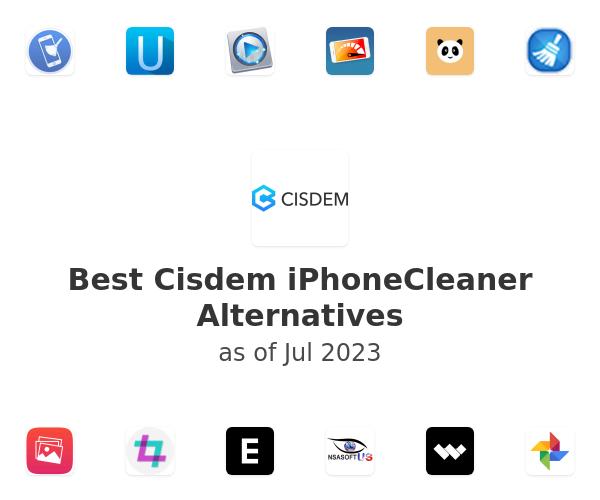 Best Cisdem iPhoneCleaner Alternatives