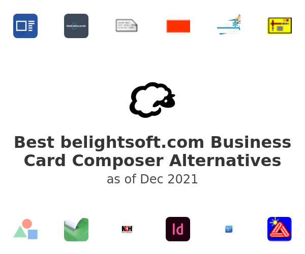Best Business Card Composer Alternatives