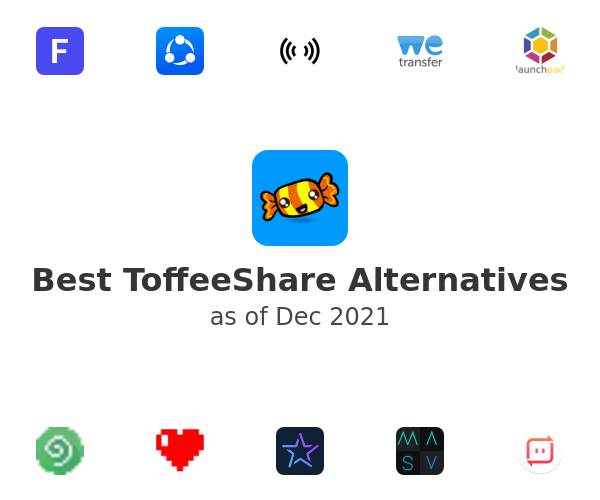 Best ToffeeShare Alternatives