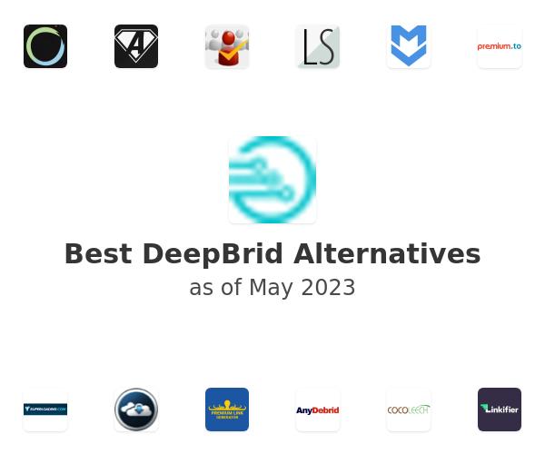 Best DeepBrid Alternatives