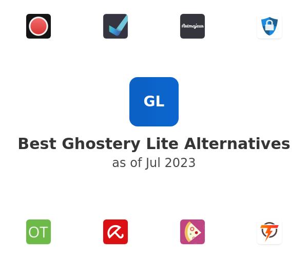 Best Ghostery Lite Alternatives