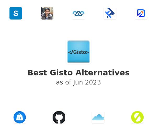 Best Gisto Alternatives