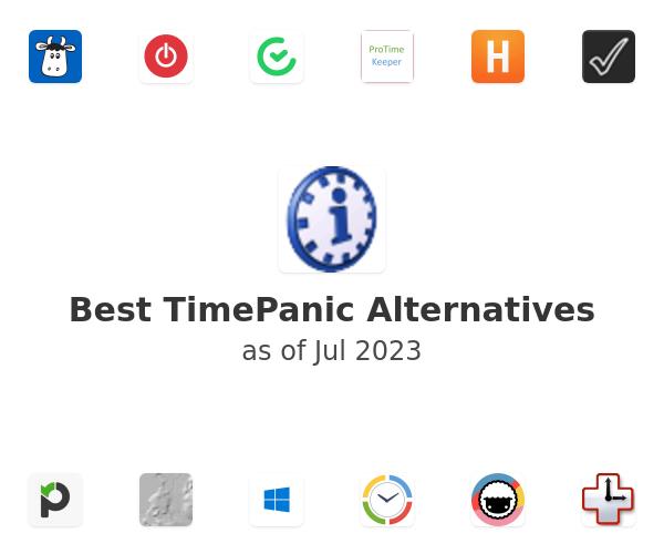 Best TimePanic Alternatives