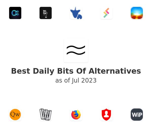 Best Daily Bits Of Alternatives