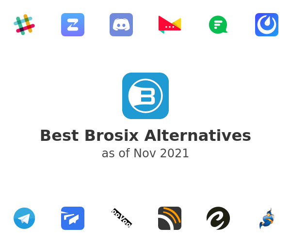 Best Brosix Alternatives