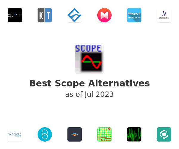 Best Scope Alternatives