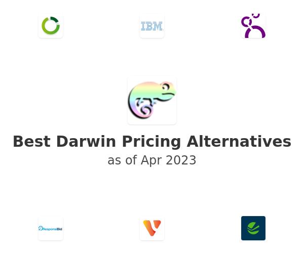 Best Darwin Pricing Alternatives