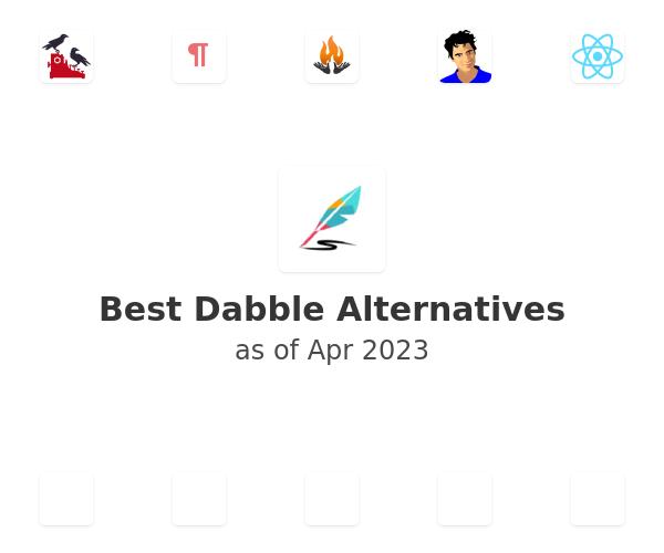 Best Dabble Alternatives