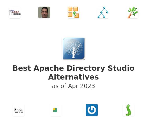 Best Apache Directory Studio Alternatives