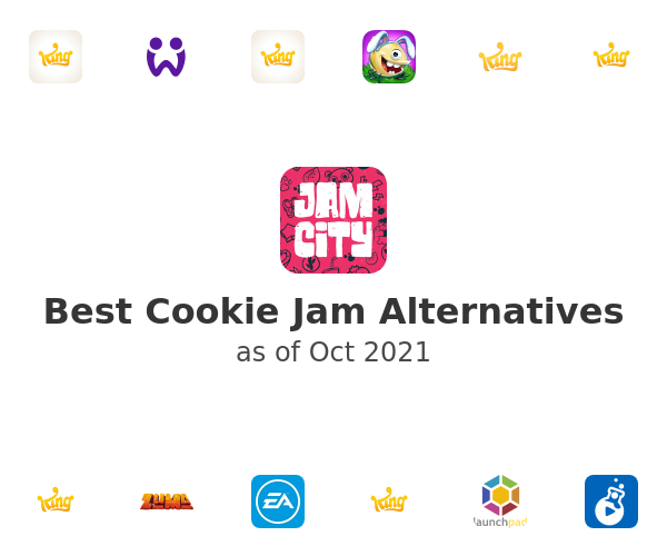Best Cookie Jam Alternatives