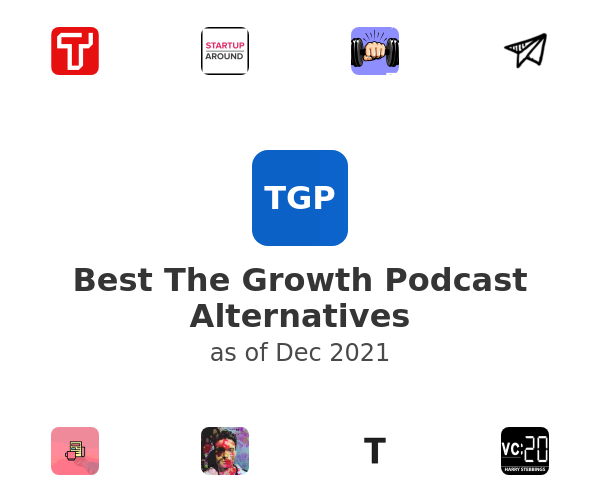 Best The Growth Podcast Alternatives