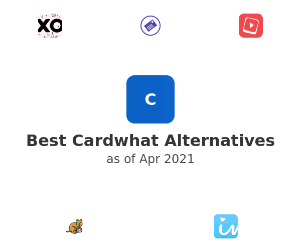 Best Cardwhat Alternatives
