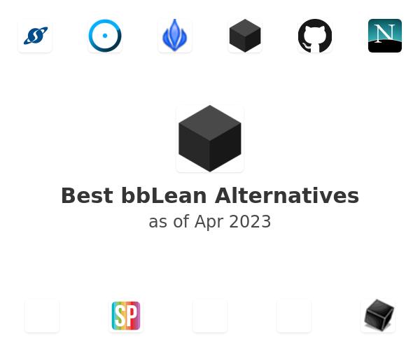 Best bbLean Alternatives