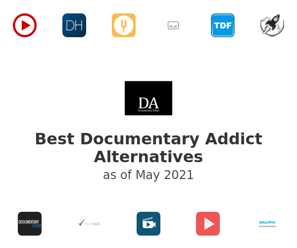 Best Documentary Addict Alternatives