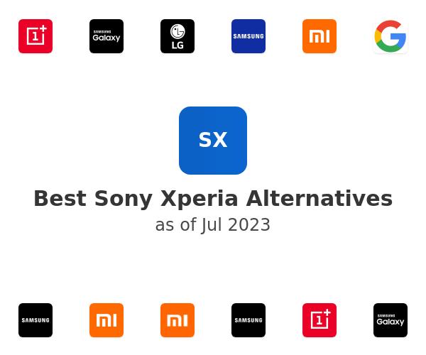 Best Sony Xperia Alternatives