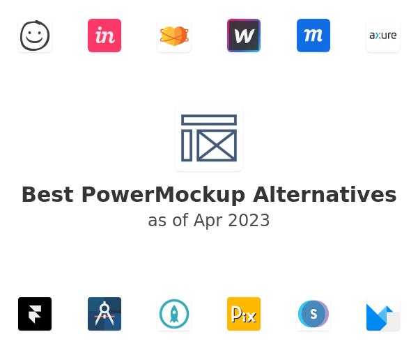 Best PowerMockup Alternatives
