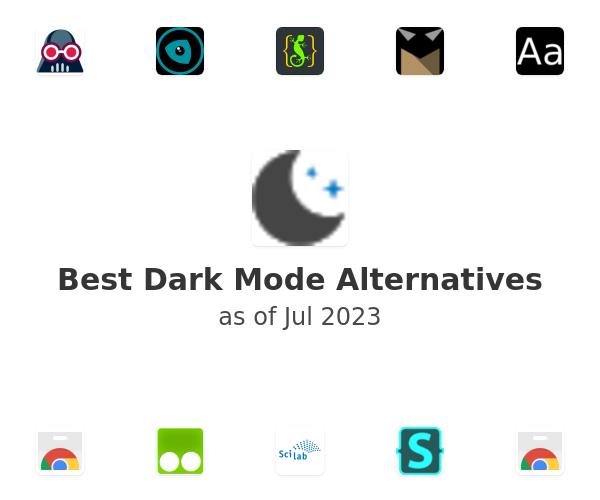Best Dark Mode Alternatives