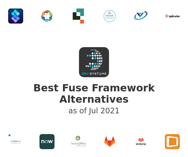 Best Fuse Framework Alternatives