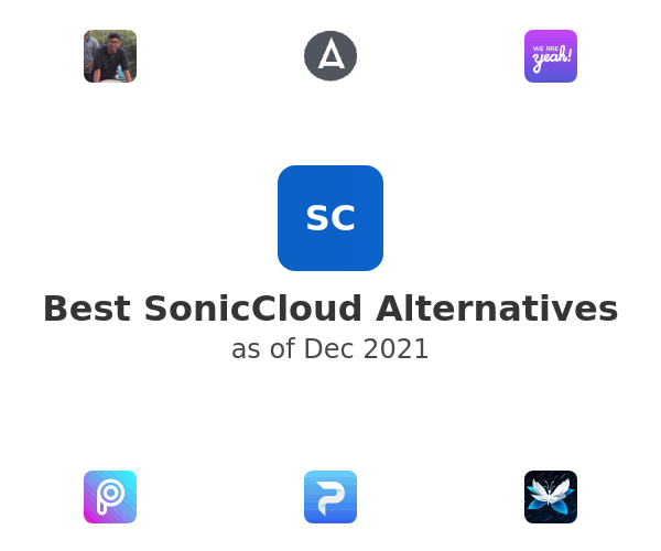 Best SonicCloud Alternatives