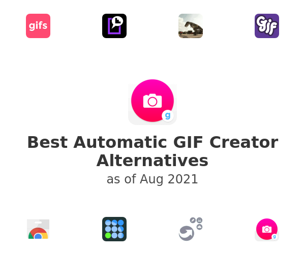 Best Automatic GIF Creator Alternatives