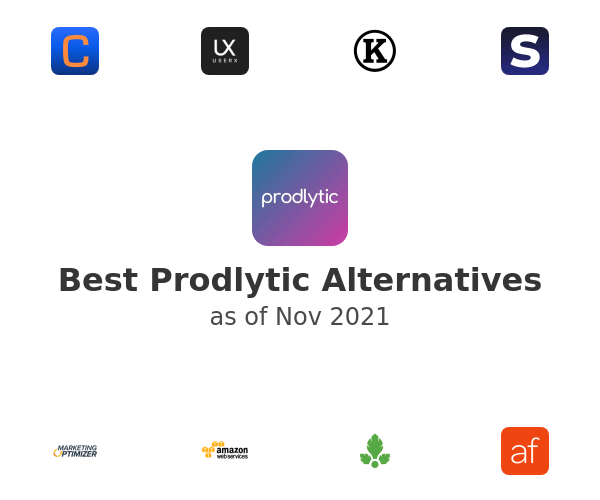 Best Prodlytic Alternatives