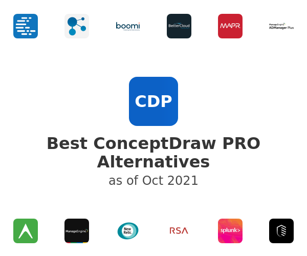 Best ConceptDraw PRO Alternatives