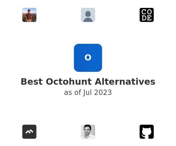 Best Octohunt Alternatives