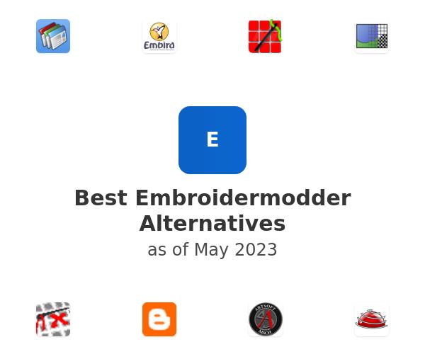 Best Embroidermodder Alternatives
