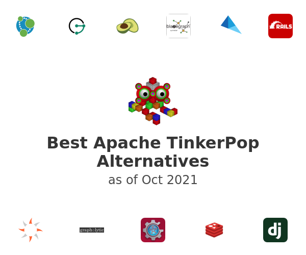 Best Apache TinkerPop Alternatives