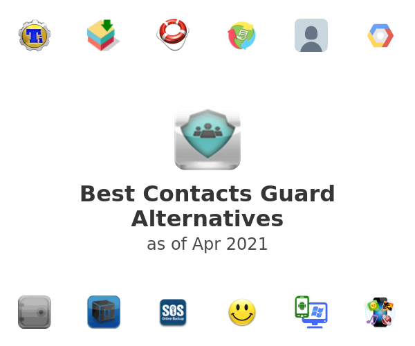 Best Contacts Guard Alternatives