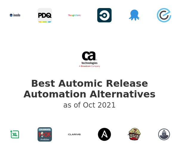 Best Automic Release Automation Alternatives
