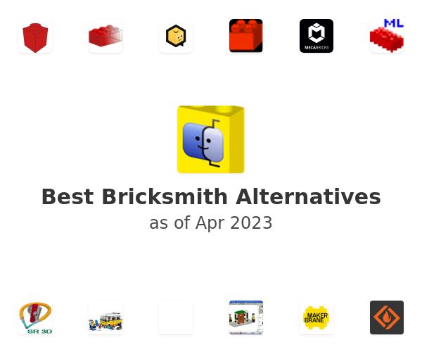 Best Bricksmith Alternatives
