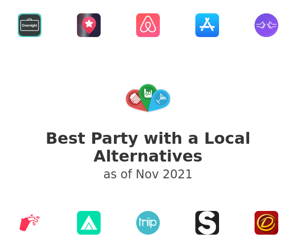 Best Party with a Local Alternatives