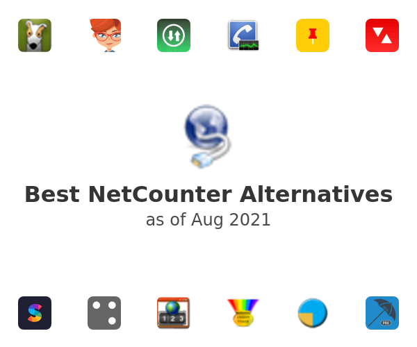 Best NetCounter Alternatives