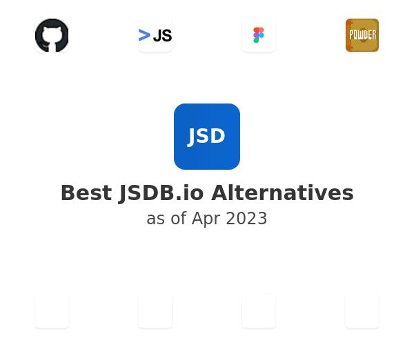 Best JSDB.io Alternatives